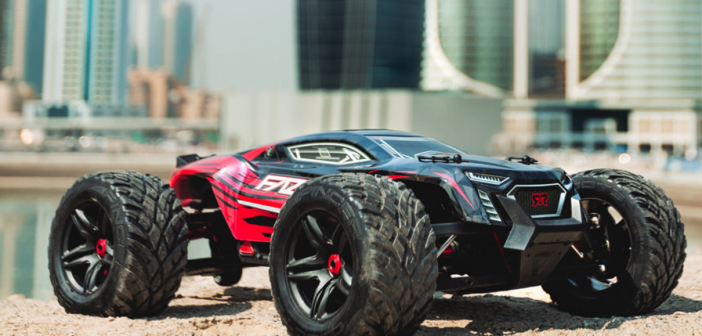A Monster Truck with jaw-dropping looks – ALL NEW ARRMA FAZON!