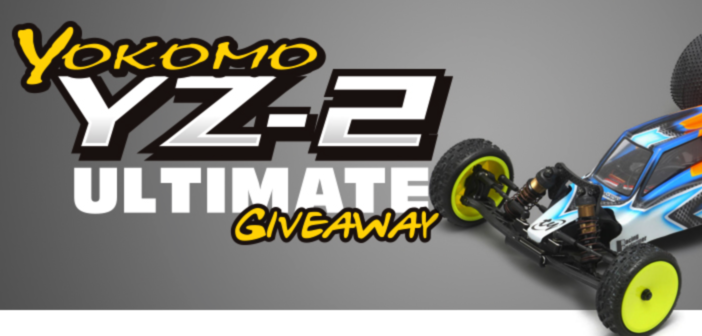 Win A Yokomo YZ2, ProTek RC Gear and a Slew of JConcepts Tires