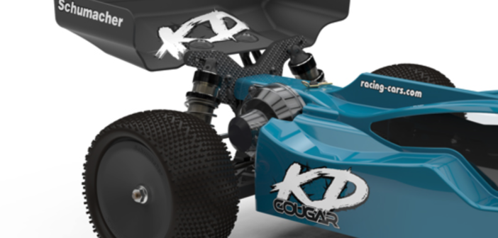 ALL NEW Schumacher Cougar KD 1/10th Competition 2WD