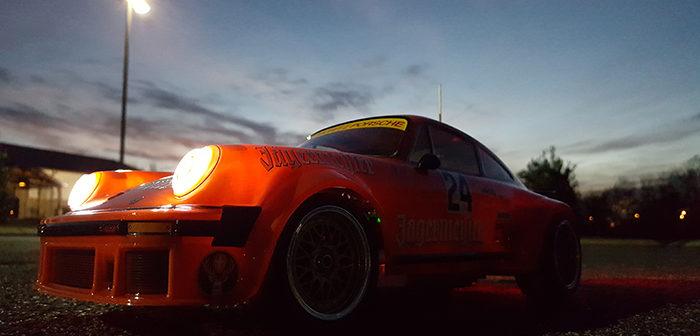 Porsche Jägermeister, Tamiya's 40th Anniversary