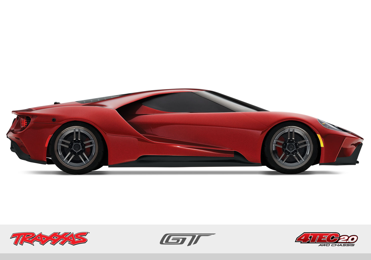 traxxas 4 tec 2 0 captured as a 2017 ford gt. Black Bedroom Furniture Sets. Home Design Ideas