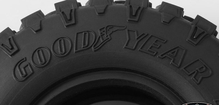 Goodyear now officially licensed product at RC4WD