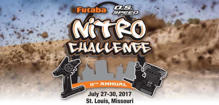 11th Annual Nitro Challenge is coming!