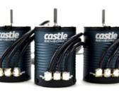 Castle Creations Inc. Releases High Performance BRUSHLESS SENSORED LOW KV MOTORS