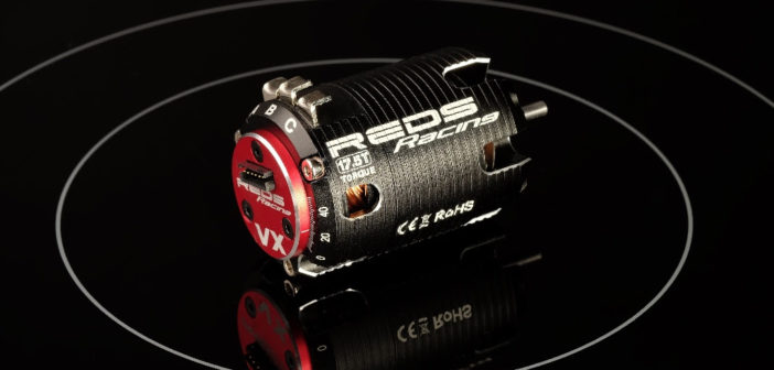 "REDS Racing has just released their new VX 540 2 Pole ""HIGH TORQUE"" 17.5T moto"