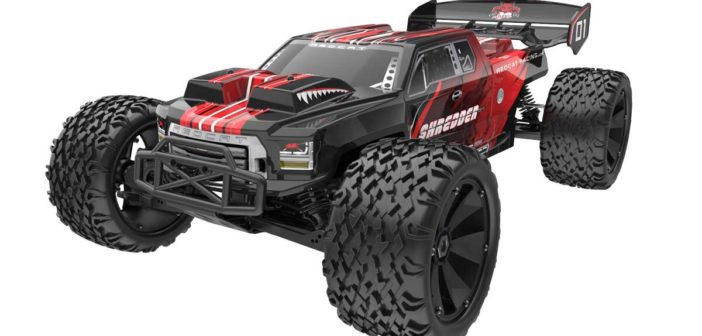 Redcat Racing announces the return of the Shredder.