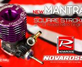 ALL NEW Noarossi 1/8th off-road engine MANTRA