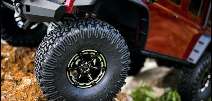 Inside Look to the JConcepts Torch Wheels