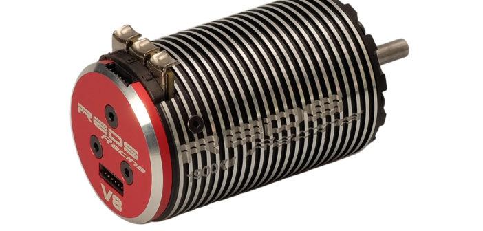 REDS RACING GEN2 1/8 Brushless Motors