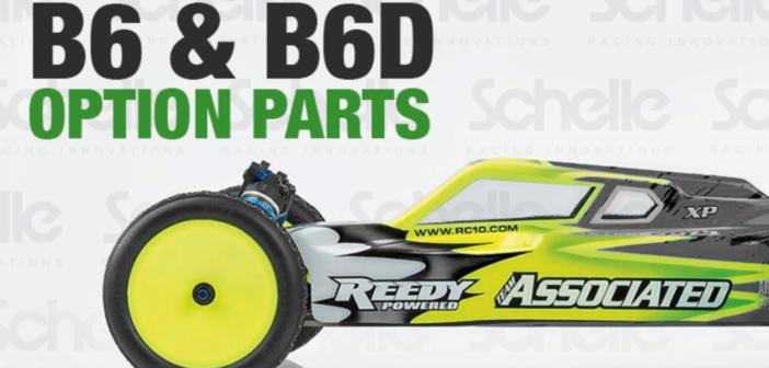 Schelle Racing B64 Nova Slipper Assembly