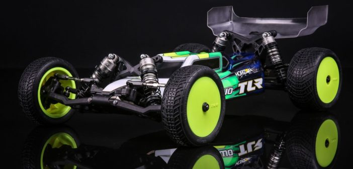 TLR has optimized the 22 4.0 for Spec Classes