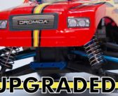 Level Up Time!  Dromida Brushless Monster Truck gets upgraded even more