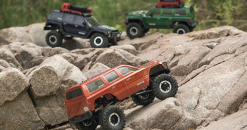 Redcat Racing has a new competition scale crawler