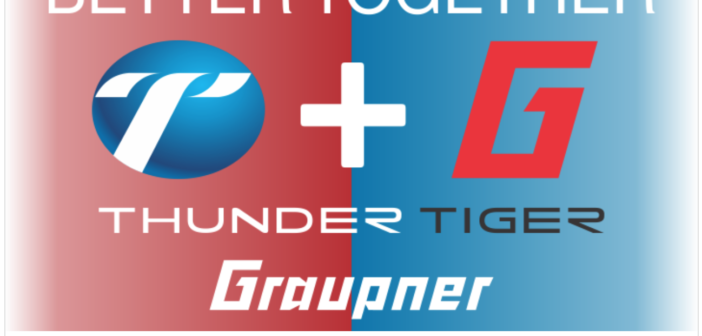 Better Together – Thunder Tiger + Graupner