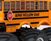 King Yellow ready to pound dirt!