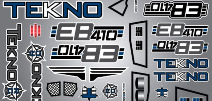Tekno RC EB410 Spare and Option Parts are Now Available