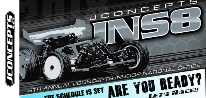 8th Annual JConcepts Indoor National Series Dates