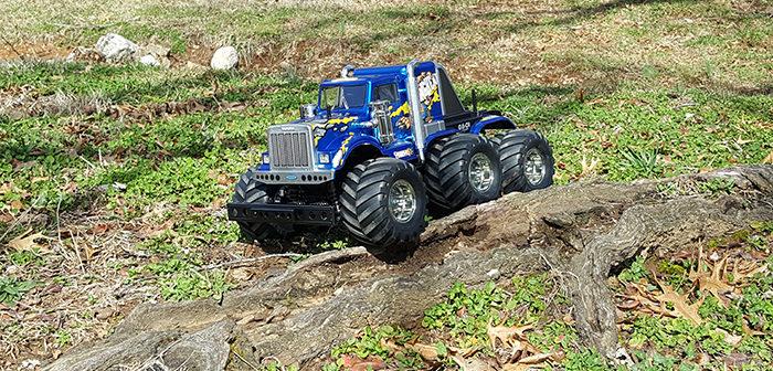 Tamiya Konghead 6×6 Monster Truck