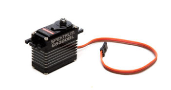 Due Mid-August – Spektrum S6390BL Ultra Torque High Speed Brushless HV Servo