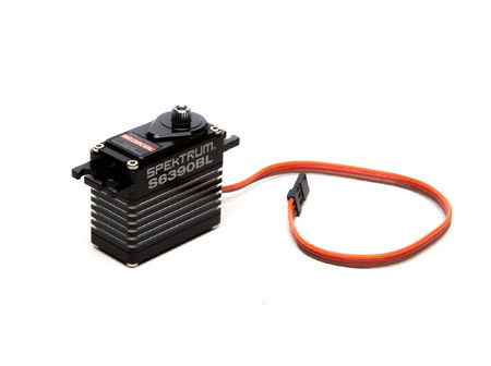 Due Mid-August – Spektrum S6390BL Ultra Torque High Speed Brushless HV Servo