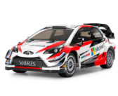 NEW Tamiya 1/10 R/C TOYOTA Gazoo Racing WRT/Yaris WRC (TT-02)