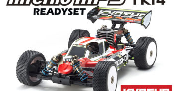 MP9 TKI4 straight from the box to the race circuit with Readyset