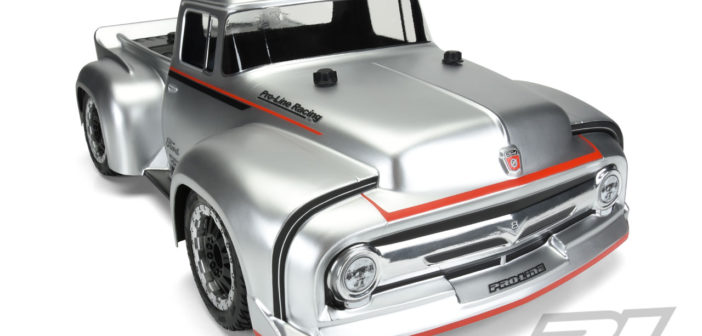 Old-school F-100 Pro-Touring body