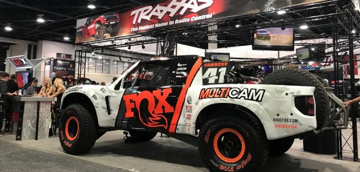 Traxxas features new vehicles at SEMA