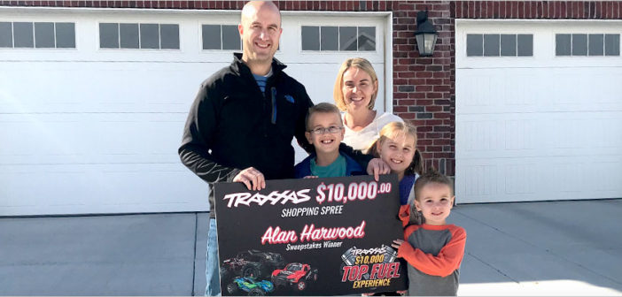 Traxxas Surprises The $10,000 Sweepstakes Winner