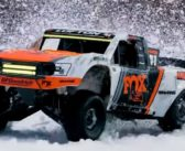Traxxas Unlimited Desert Racer Snow Session