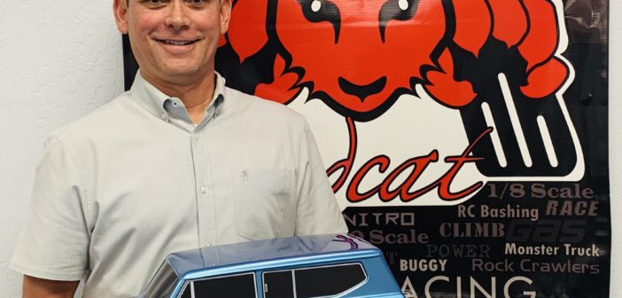 Axial's President/CEO joins Redcat Racing!
