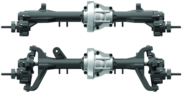 Redcat Racing has released a new Portal Axle Kit