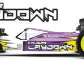 Schumacher Cougar Laydown 1/10th Competition 2WD