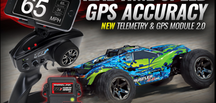 Traxxas Telemetry – Monitor and Record Real-Time Data