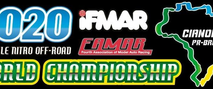IFMAR 1/8 Scale Offroad Buggy Nitro World Championship 2020
