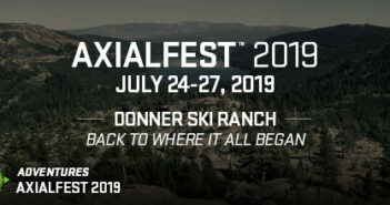 AXIALFEST 2019 Registration and Information