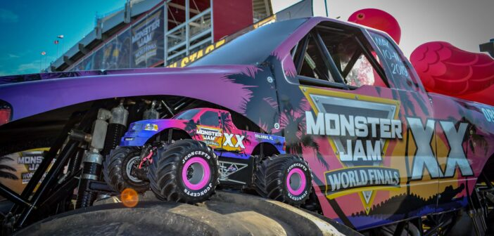 JConcepts at the Monster Jam World Finals XX