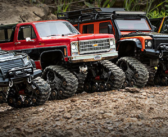 Traction Redefined – New all-terrain Traxx