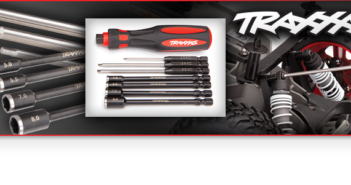 New from Traxxas: Premium Tool Kits