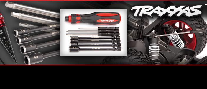 New from Traxxas: Premium Tool Kits