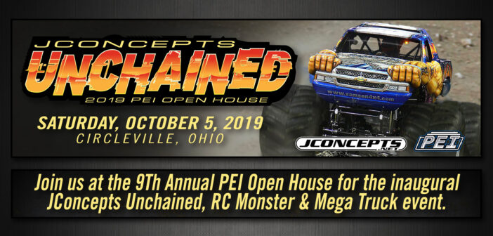 Event Announcement – JConcepts Unchained 2019 PEI Open House