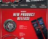 RC4WD New Product Releases