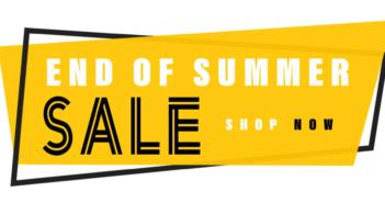Tamiya End of Summer Sale