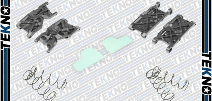 Tekno RC – New NB48 2.0 Option and Tuning Parts!
