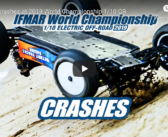 Best Crashes at 2019 World Championship