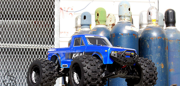 Redcat releases the Kaiju, 1:8 scale RTR 4WD, 6S, Monster Truck